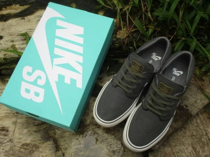 9914dc21d007 ... harga Sepatu nike sb stefan janoski grey white premium import bnib  termurah Tokopedia.com