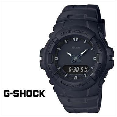 Jual Jam Tangan Casio G-Shock Original Black Series G-100BB-1A ... c03f3418ec