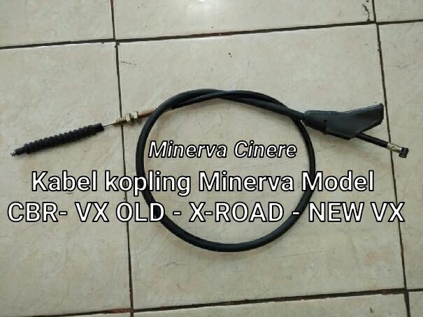 harga Kabel kopling minerva model cbr vx old x-road new vx Tokopedia.com