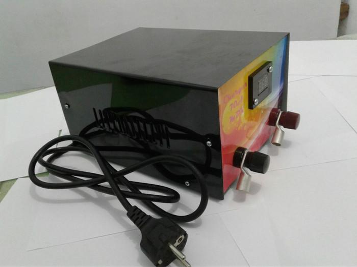 harga Charger batere charger aki kering 5a mobil mainan merk mdk super cepat Tokopedia.com