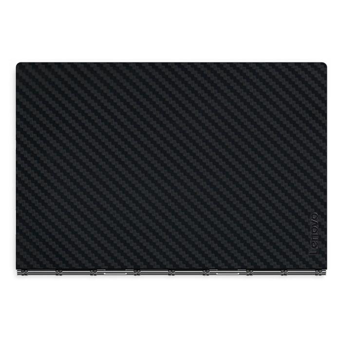 harga Skin handphone / garskin lenovo yoga book - vinyl black carbon (front) Tokopedia.com