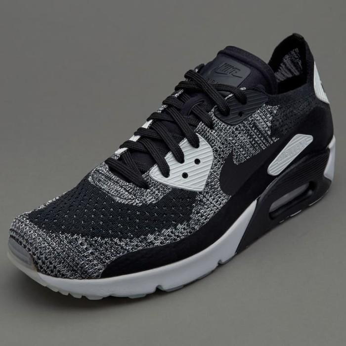Jual Nike Air Max 90 Ultra 2.0 Flyknit Black 875943001 Kab. Banyumas sepatuoriginale | Tokopedia