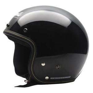 Helm cargloss devil classic deep black