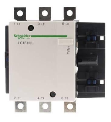 Schneider contactor lc1f150  tanpa kardus