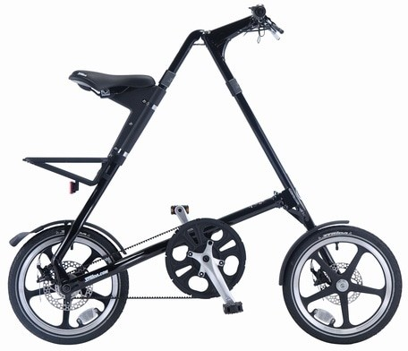 harga Deltacycles strida lt black/white Tokopedia.com