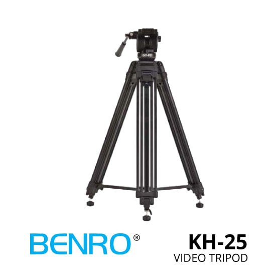 harga Benro kh25 video tripod Tokopedia.com