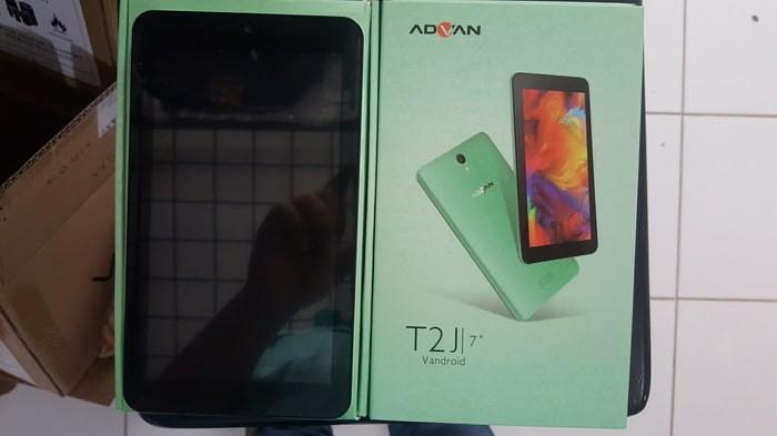 harga Hp advan tablet t2j wifi only garansi resmi Tokopedia.com