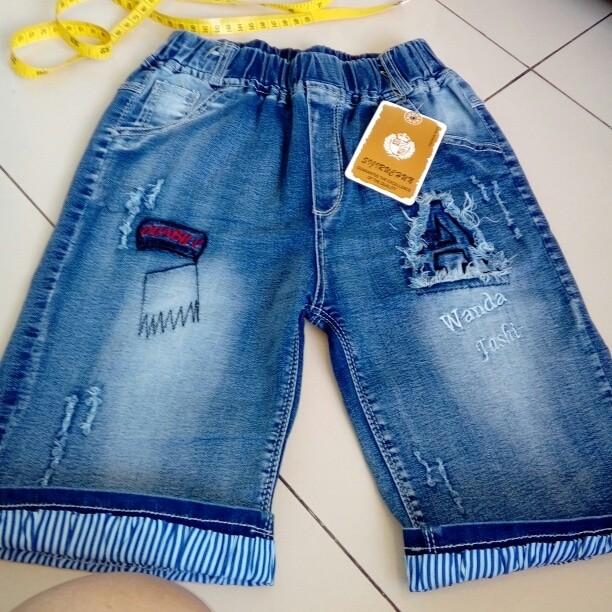 harga Celana Pendek Cool Trendy Anak Laki-laki*6-12 Tahun Tokopedia.com