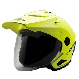 Helm former cargloss text fz yellow