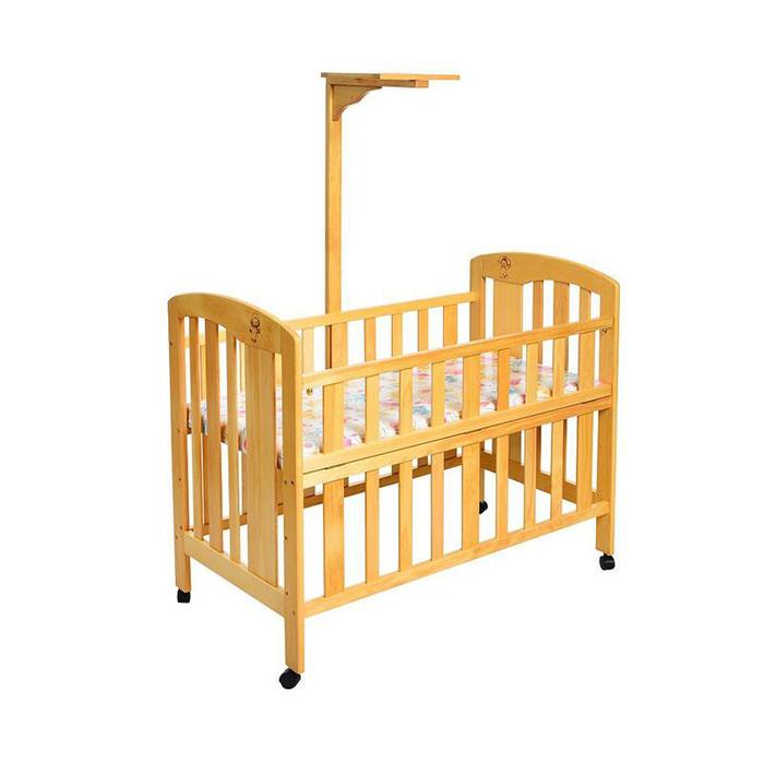 Box bayi kayu hakari