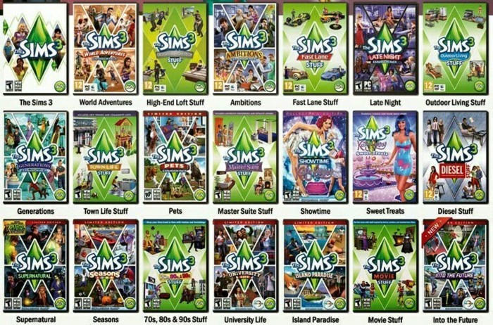 harga The Sims 3 Complete Pc Tokopedia.com