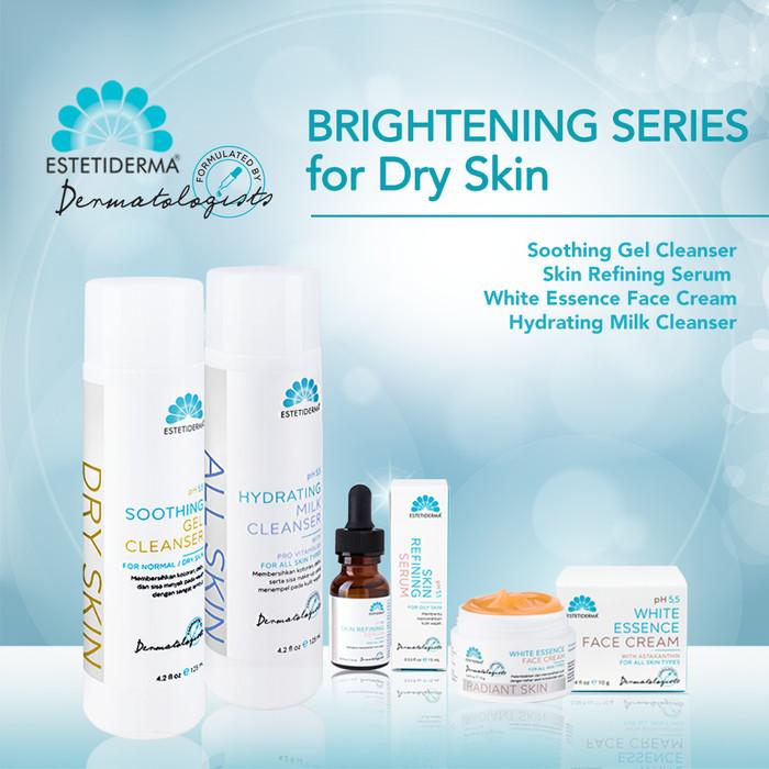 Jual Brightening Skin Series For Dry Skin Harga Promo Terbaru