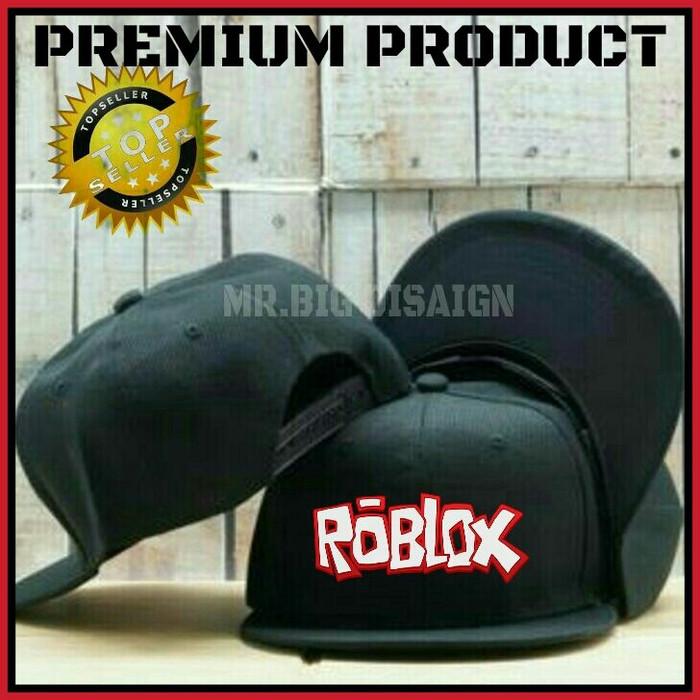 Topi snapback roblox lf9 -best product kuy99