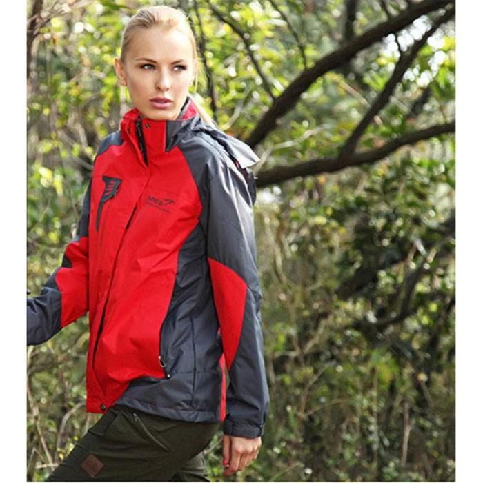 Katalog Jaket Wanita Outdoor Hiking Hargano.com