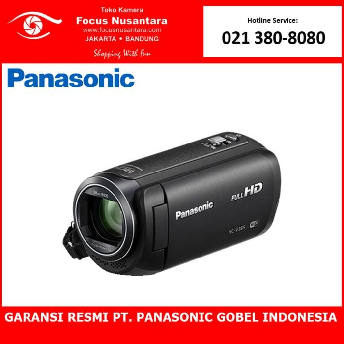 harga Panasonic hc-v385 hd camcorder Tokopedia.com