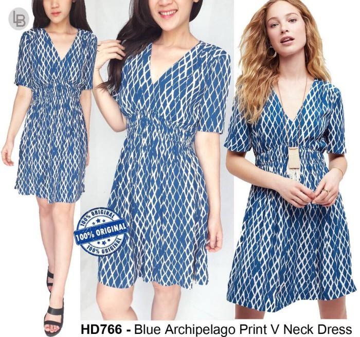 a8fb8fcf1c474 Jual Maeve evaline dress Blue - Kota Cirebon - 1 INDUK | Tokopedia