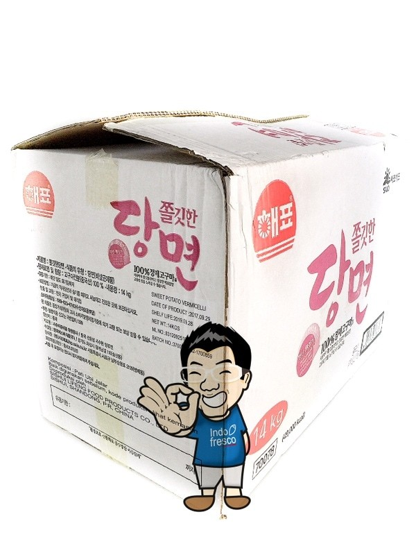 harga Sajo dangmyeon- korean vermicelli- soun korea 14kg Tokopedia.com