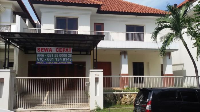 Jual Rumah Mewah Elit Harga Murah Surabaya Barat Tirta Sarang
