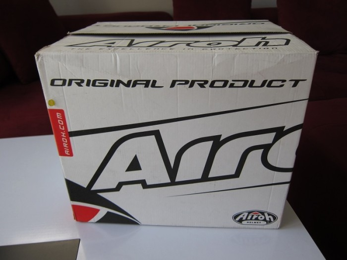 Helm Airoh Aviator 2 2 Limited Edition Six Day Original Cross Trail 4