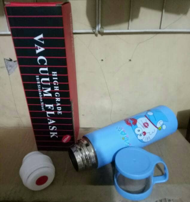 ... AIR PANAS 500ML Source · Termos Karakter Stainless Tutup Cangkir ORIGINAL Baichuan 500 ML