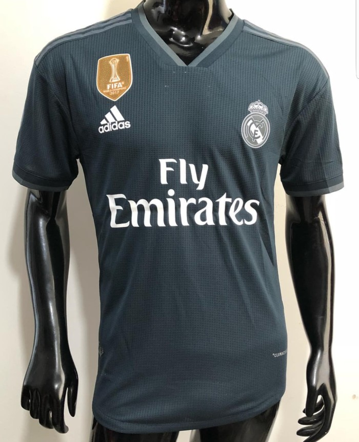 5e09147cea0 JERSEY BOLA JERSEY REAL MADRID AWAY PI 18 19 2018 2019 CLIMACHILL