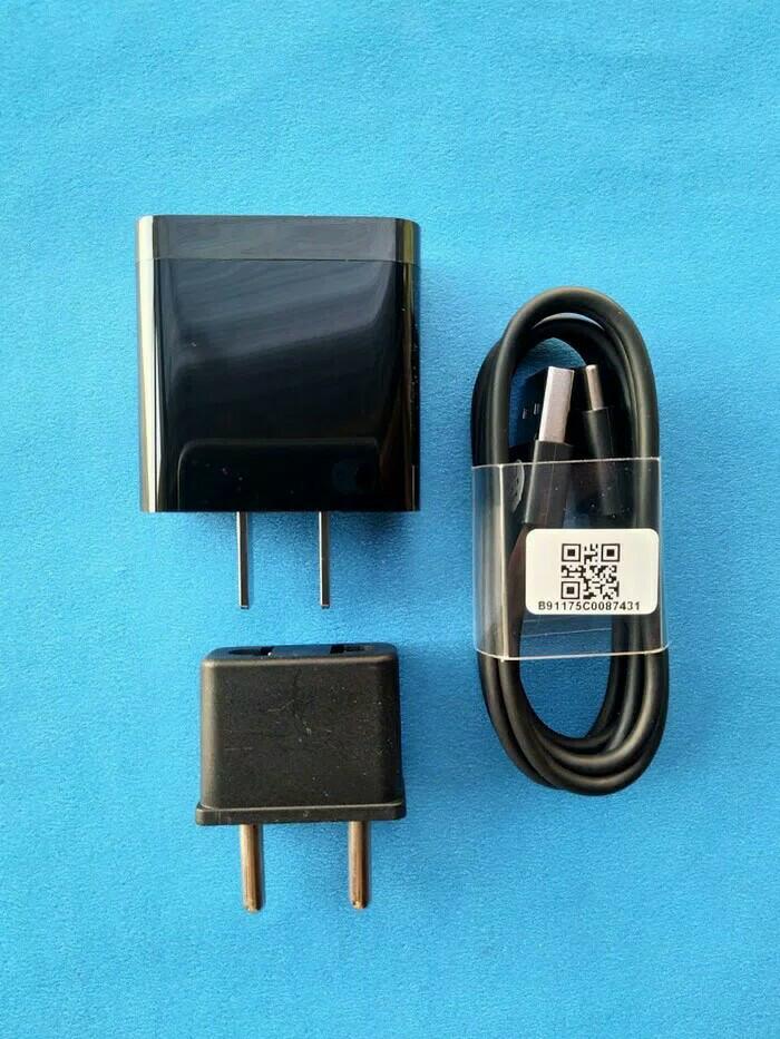 harga Charger xiaomi mi6 5c 4c 3a usb c fast charging original 100% black Tokopedia.com