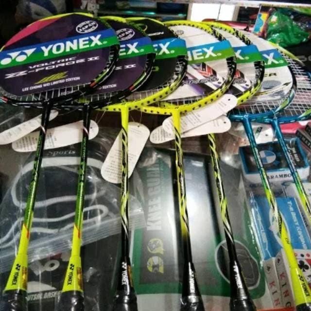 harga Raket Yonex Badminton Full Carbon Pasang Senar BG6 Bar dan Murah Tokopedia.com