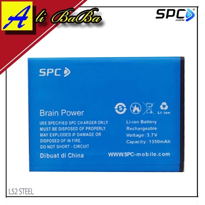 harga Baterai handphone spc l52 steel batre hp spc l52 steel battery spc l52 Tokopedia.com