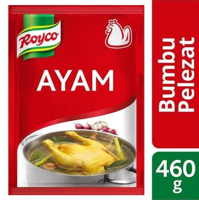 harga Royco bumbu pelezat rasa ayam midi 460 gram Tokopedia.com