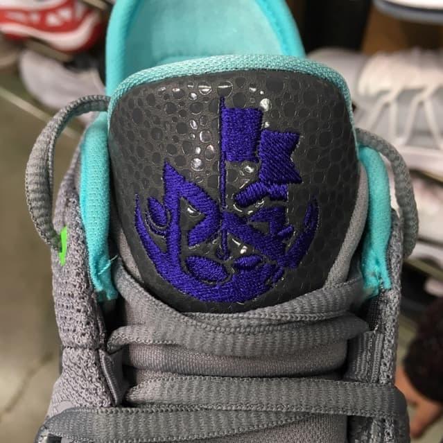 10b5c04c4edf Jual Nike Paul George 2 Pure Platinum Glow In The Dark Mirror ...
