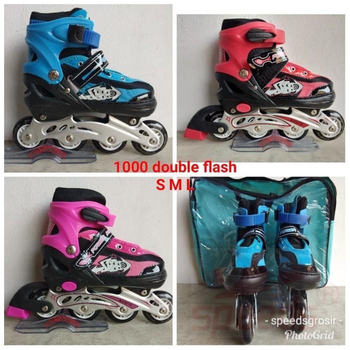 Foto Produk Sepatu Roda Power Aosite type 1000 Double Flash dari My Kevin Sport