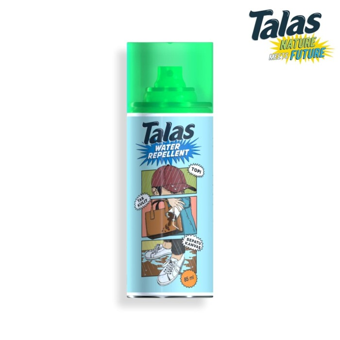 Talas Water Repellent - 85ml (Pelindung Anti Air) - Blanja.com