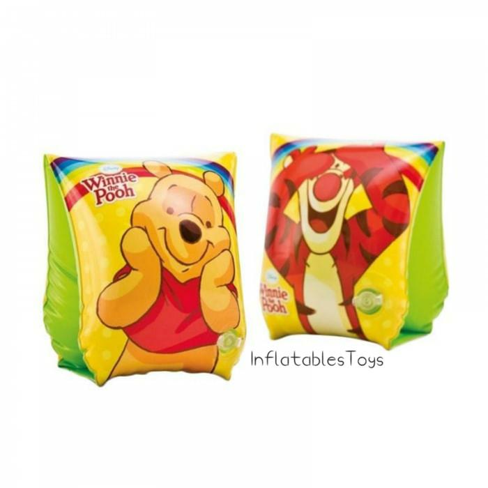 ... pelampung tangan anak intex Winnie The Pooh arm band 56644