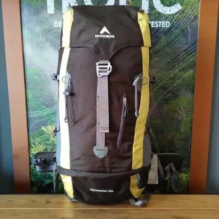 harga Eiger tas ransel semi carrier backpack daypack cuci gudang an Tokopedia.com
