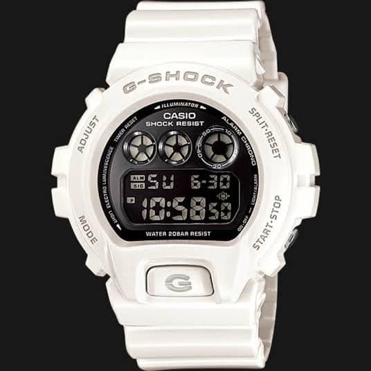 CASIO G SHOCK DW 6900NB 7DR