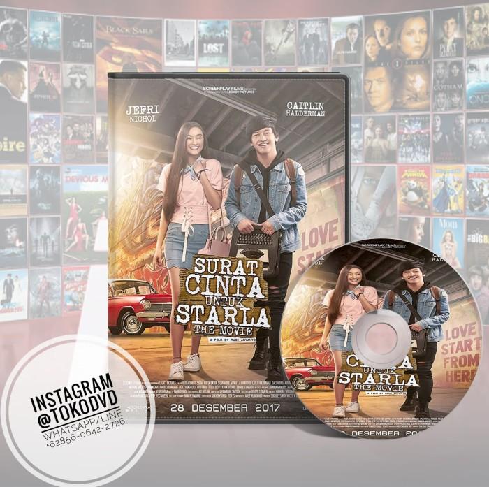 Jual Dvd Film Surat Cinta Untuk Starla Kab Sidoarjo Toko Dvd Toko Dvd Tokopedia
