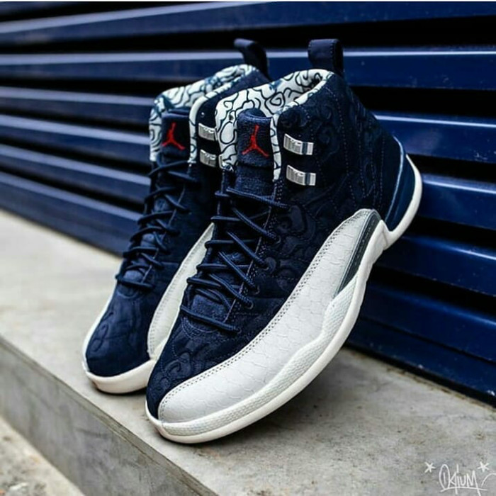 purchase cheap d3491 4d6e5 Jual Sepatu Nike Air Jordan 12