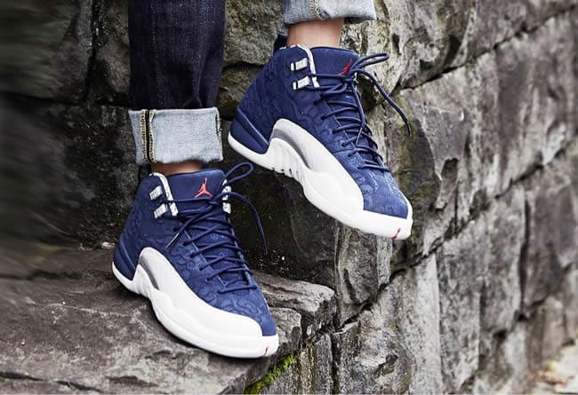 pick up ab91d 3857a Jual SEPATU NIKE AIR JORDAN 12 INTERNATIONAL FLIGHT PREMIUM QUALITY ...
