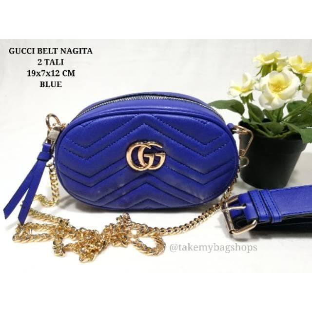 fd3e7aa5224 Jual 1Kg 4Tas Gucci Belt Nagita Marmont Tas Batam Import -  PITTOS  ...