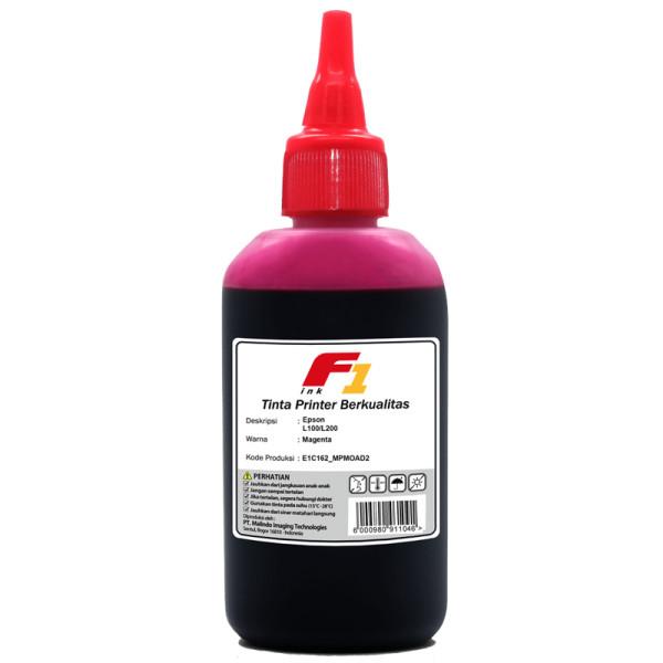 Foto Produk Tinta F1 Epson L series - Magenta dari the Printer Doctor
