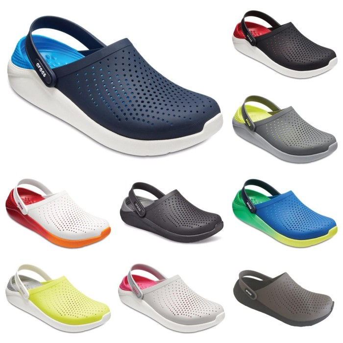 Jual (Restock) Sandal Crocs Pria Literide Classic Clog Original ... afa5d17ac6
