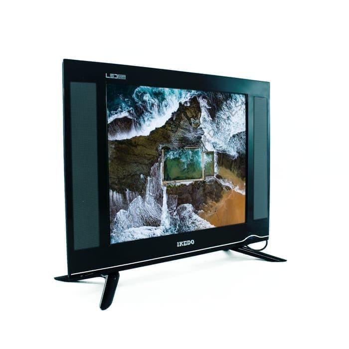 harga Televisi led ikedo 20 inch / usb movie ready / hitam / lt-20l2u Tokopedia.com
