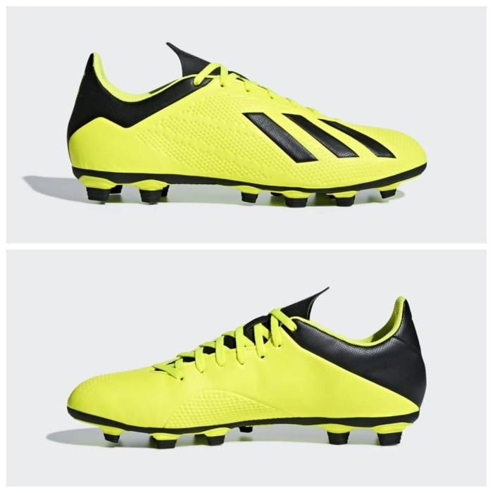 Jual Sepatu Bola Adidas X Tango 18 4 Yellow Black Db2188 Original