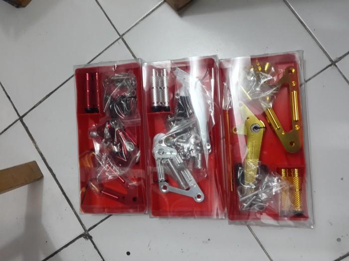 harga Underbone / step underbone vnd model dkt ninja 150 rr /ninja r tromol Tokopedia.com