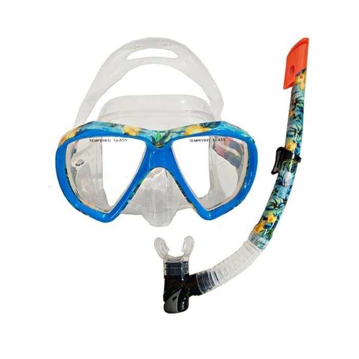 Scuba Dive Diving Snorkel Mask Lenses Storage Box Hard Case Craft Heavy Duty