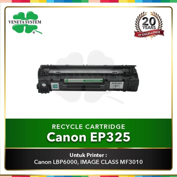 Veneta system - cartridge canon ep325 - remanufactured - black