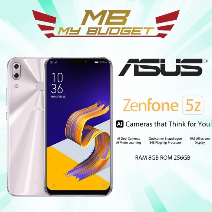 harga Asus zenfone 5z zs620kl ram 8gb internal 256gb garansi resmi Tokopedia.com