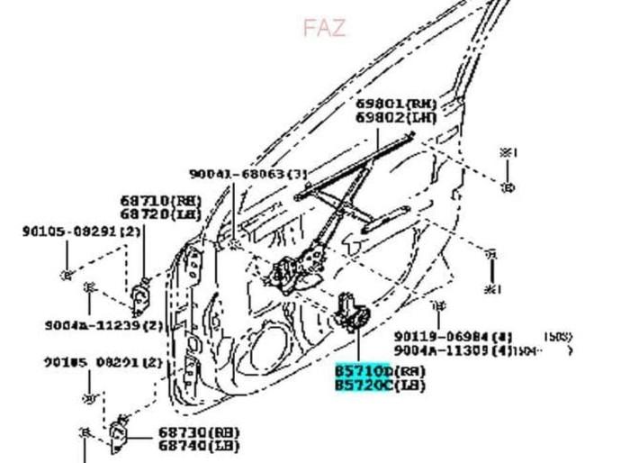 Wiring Diagram Daihatsu Xenium
