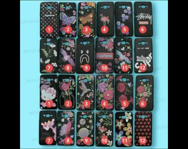 Case Oppo Neo 9 A37 Soft Fuze Karakter Back Cover Sarung Casing Hp