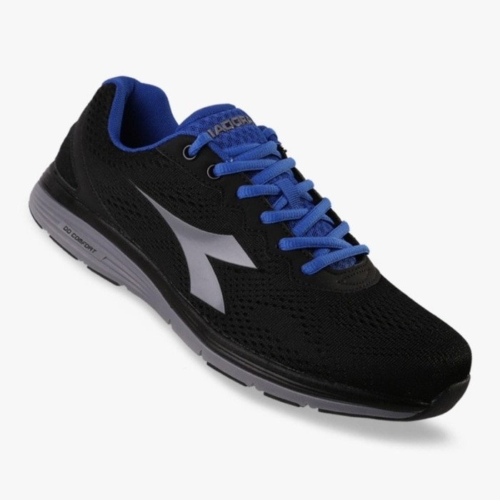 "Diadora Swan 2 Men""s Running Shoes - Hitam"